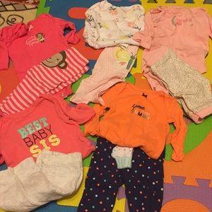 Other - Baby girl bundle
